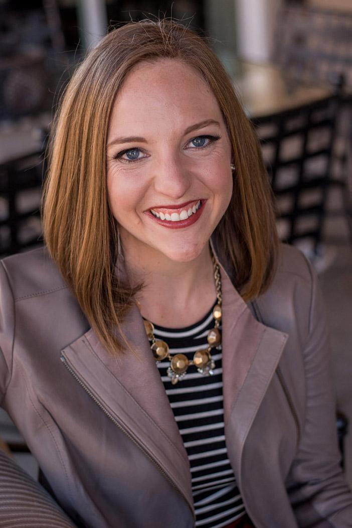Virginia Shank, Chief Operating Officer of Inleit Properties